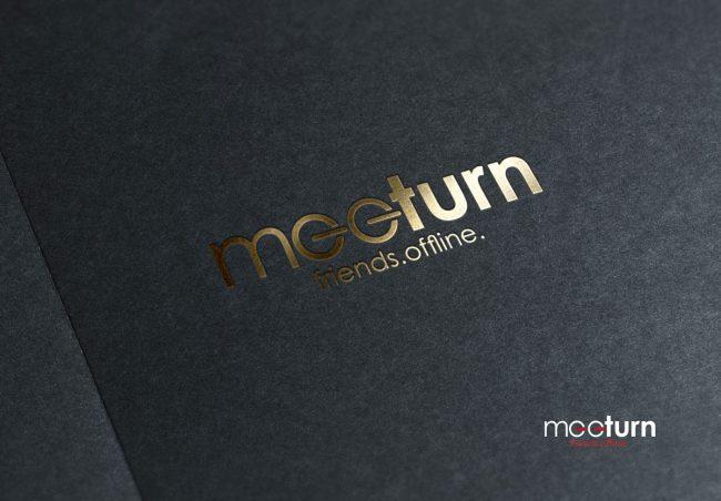 meeturn logo proposal