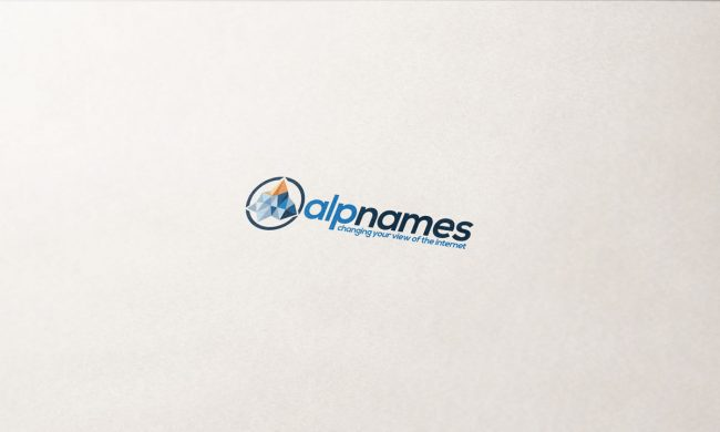 Alpnames.com logo (used on alpnames.com)
