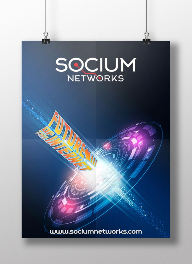 Socium Networks poster (for internal use)
