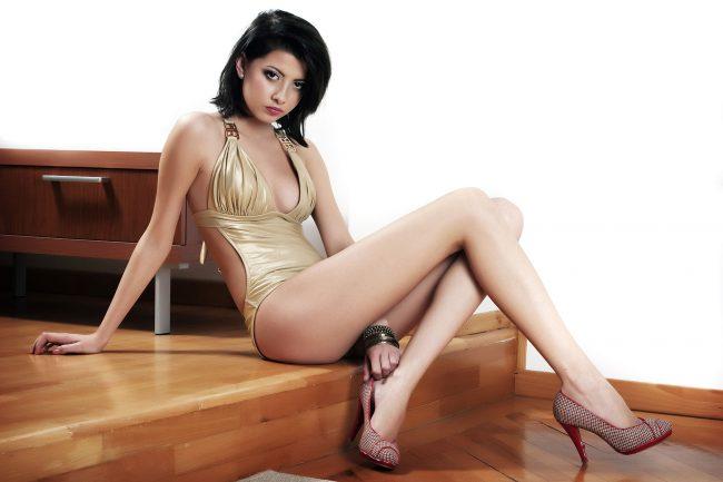 Make-up & clothing showcase | Model: Andra | Makeup: Maria Lihacheva