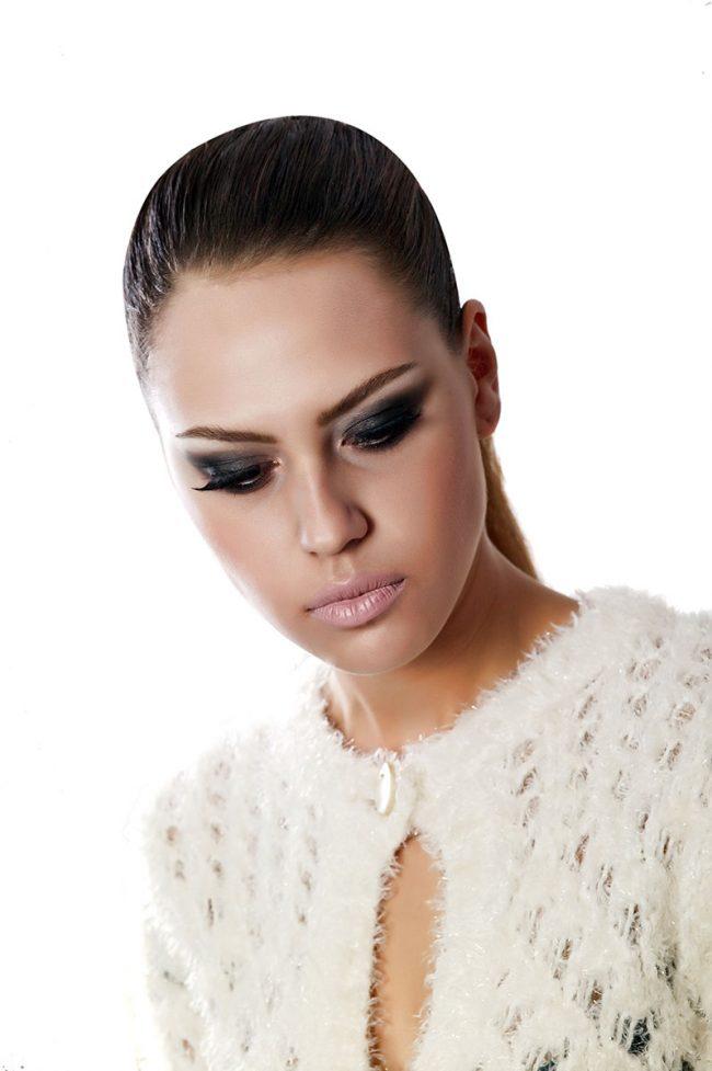 Make-up showcase | Model: Silvia Elena | Makeup: Maria Lihacheva