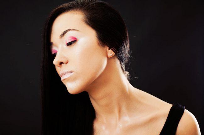 Make-up showcase | Model: Diana | Makeup: Maria Lihacheva