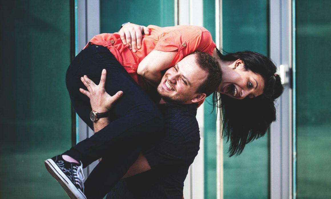 Adriana and Andrei photo shoot